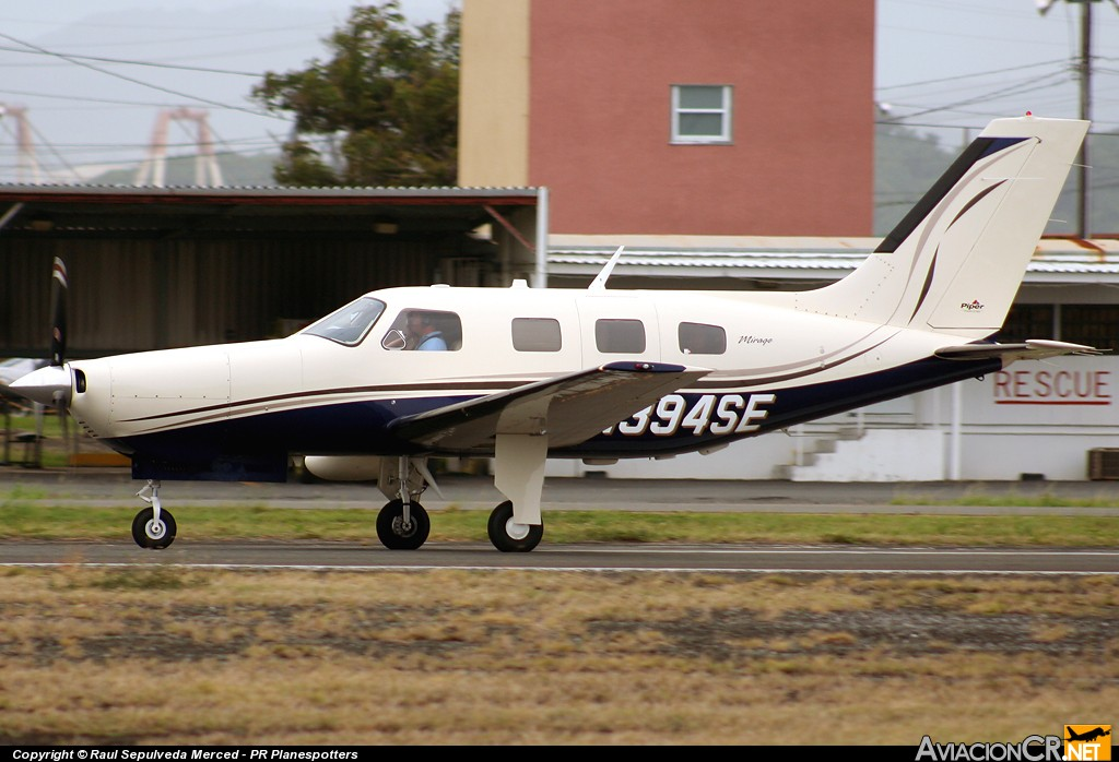 N394SE - Piper PA-46-350P Malibu Mirage - Fly World Corp.