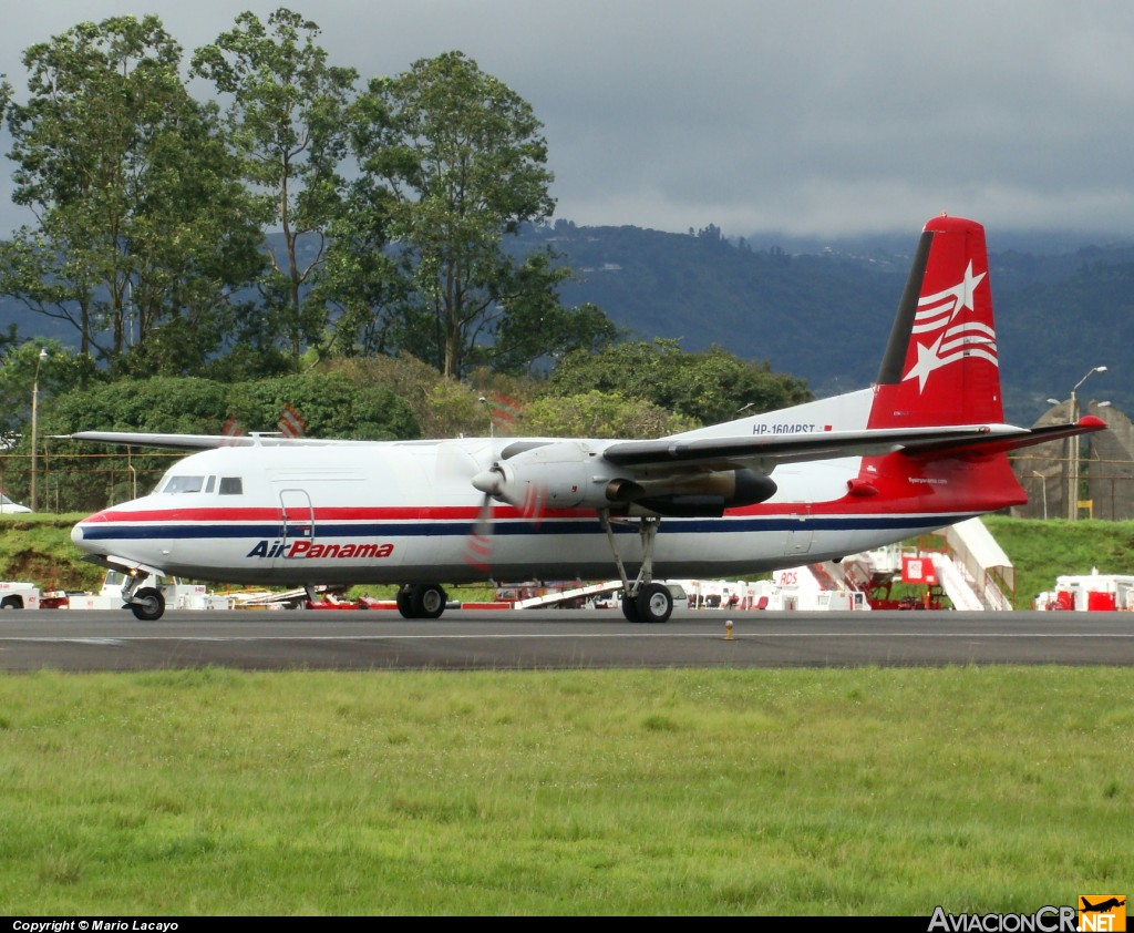 HP-1604PST - Fokker F-27-500F Friendship - Air Panama