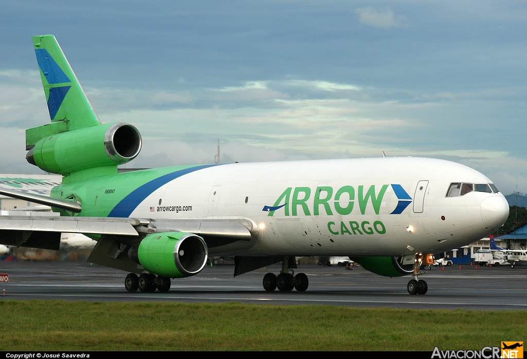N68041 - McDonnell Douglas DC-10-10(F) - Arrow Air