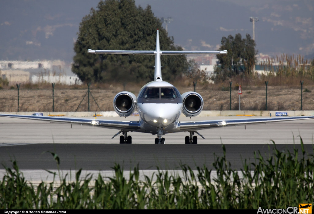 CS-DUD - Hawker Beechcraft 750 - NetJets Europe