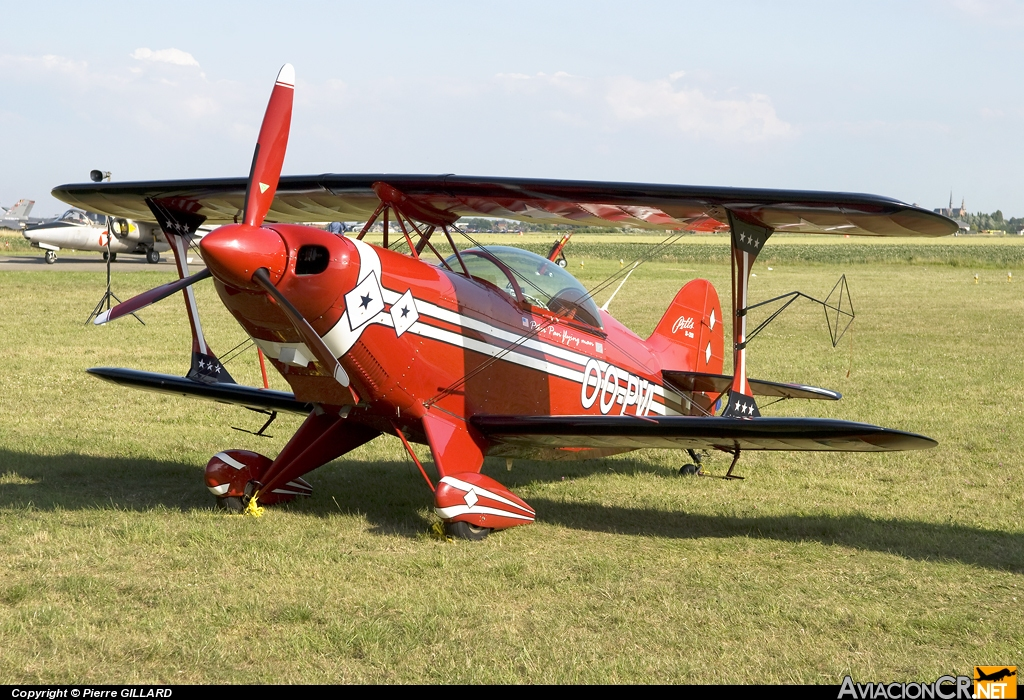 OO-PVI - Pitts S-2B Special - Privado