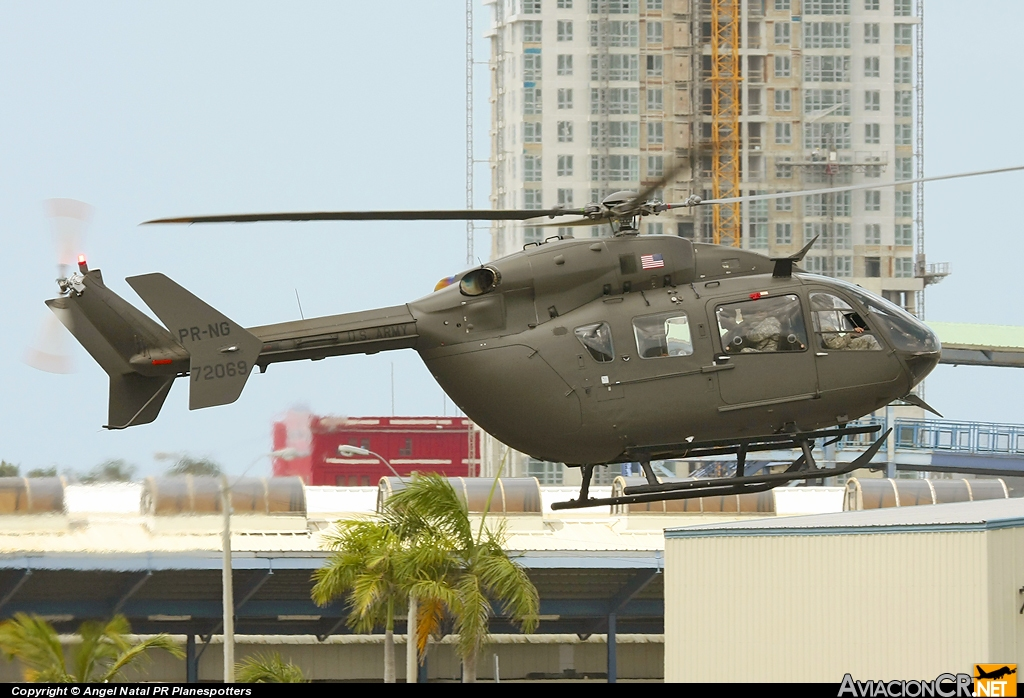 07-2069 - Eurocopter LUH-72A Lakota - Puerto Rico National Guard (PRNG)