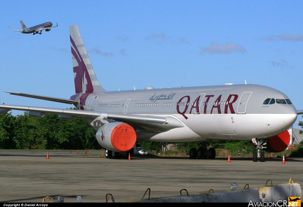 A7-HJJ - Airbus A330-202 - Qatar Airways