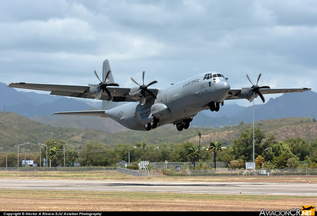 99-1432 - Lockheed C-130J-30 Hercules (L-382) - U.S. Air Force