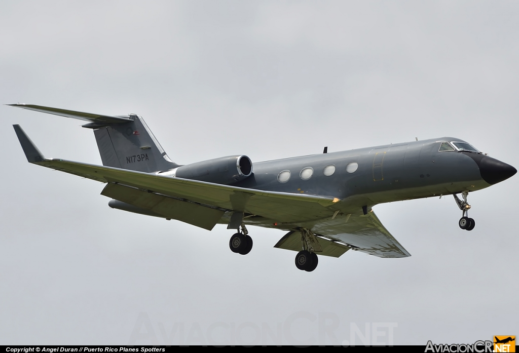 N173PA - Gulfstream Aerospace Gulfstream III SMA-3 - Phoenix Air Group, Inc