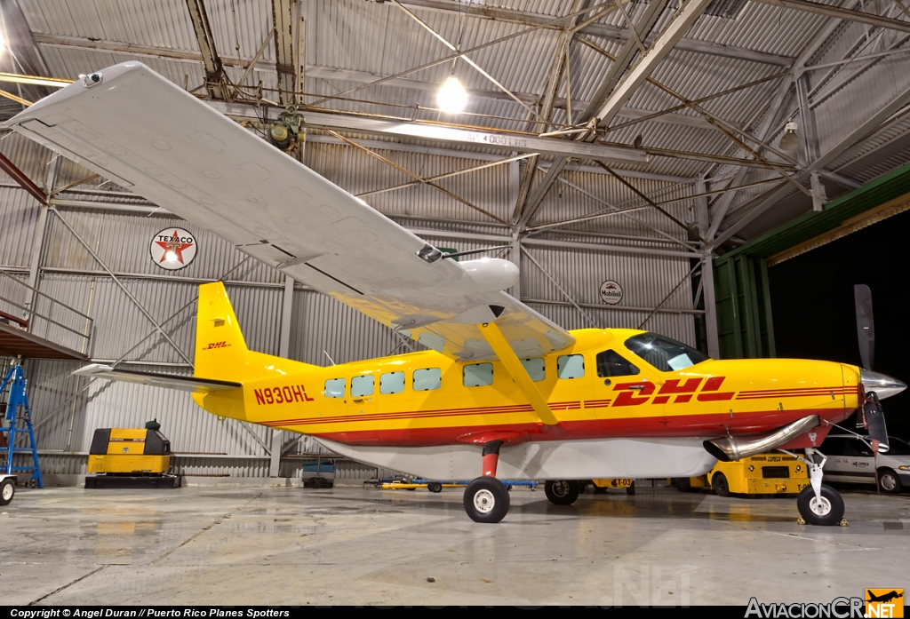 N930HL - Cessna 208B Grand Caravan - DHL (Air St. Kitts Nevis)