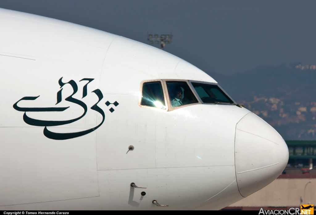AP-BGL - Boeing 777-240/ER - Pakistan International Airlines (PIA)