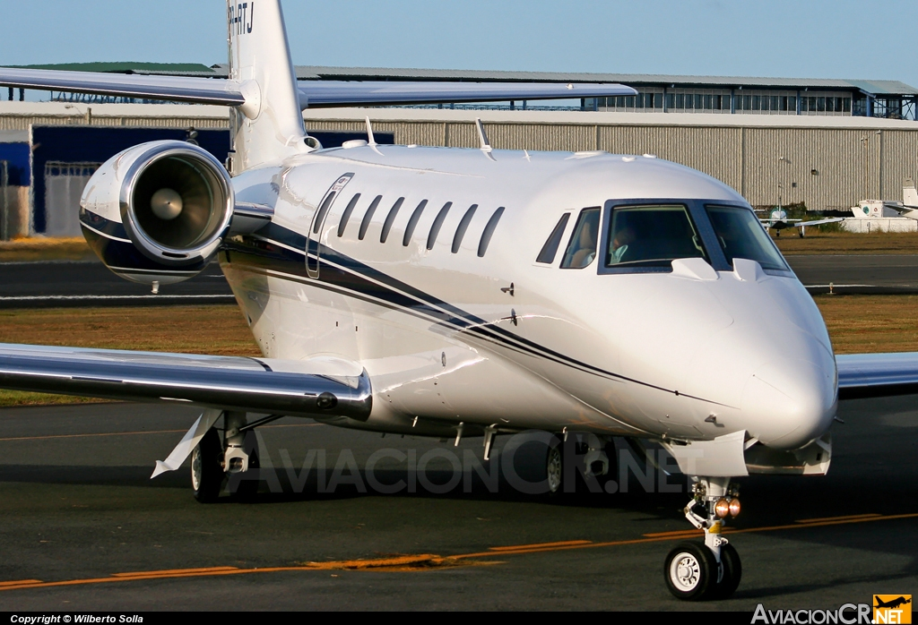 PR-RTJ - Cessna Citation 680 Sovereign - Privado