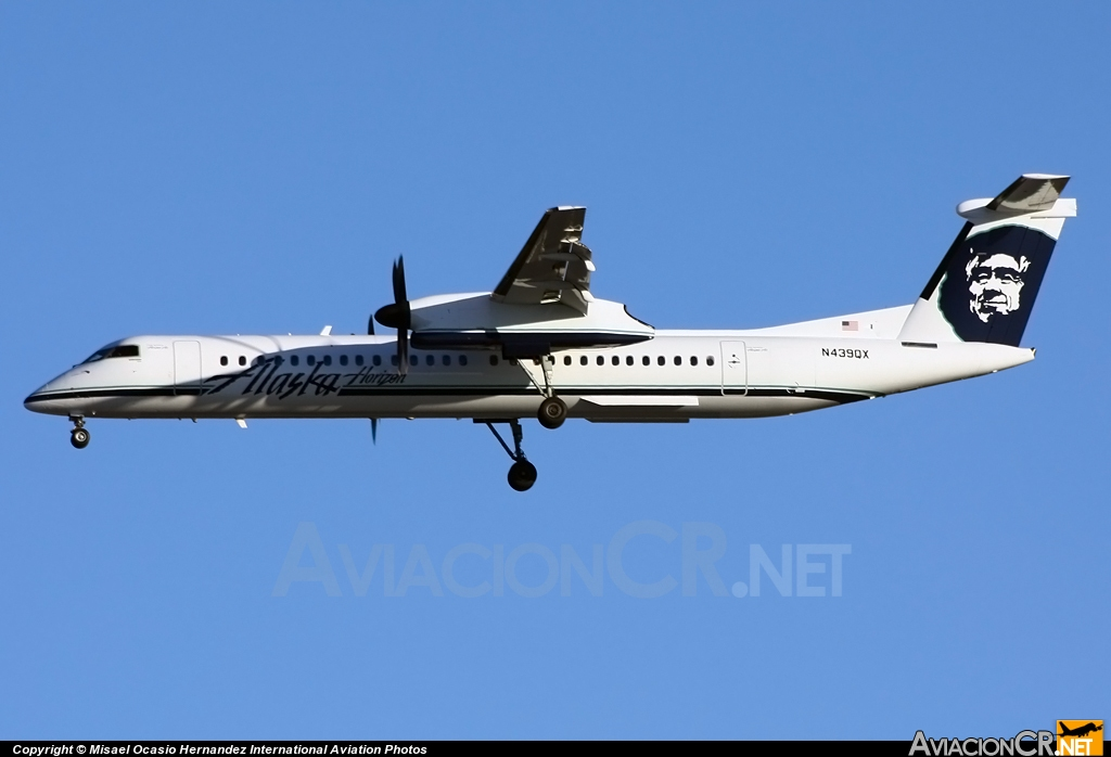 N439QX - De Havilland Canada DHC-8-401Q Dash 8 - Horizon Air
