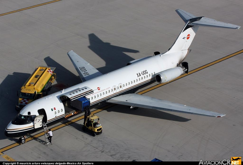 XA-UOG | Aeronaves TSM | McDonnell Douglas DC-9-33F