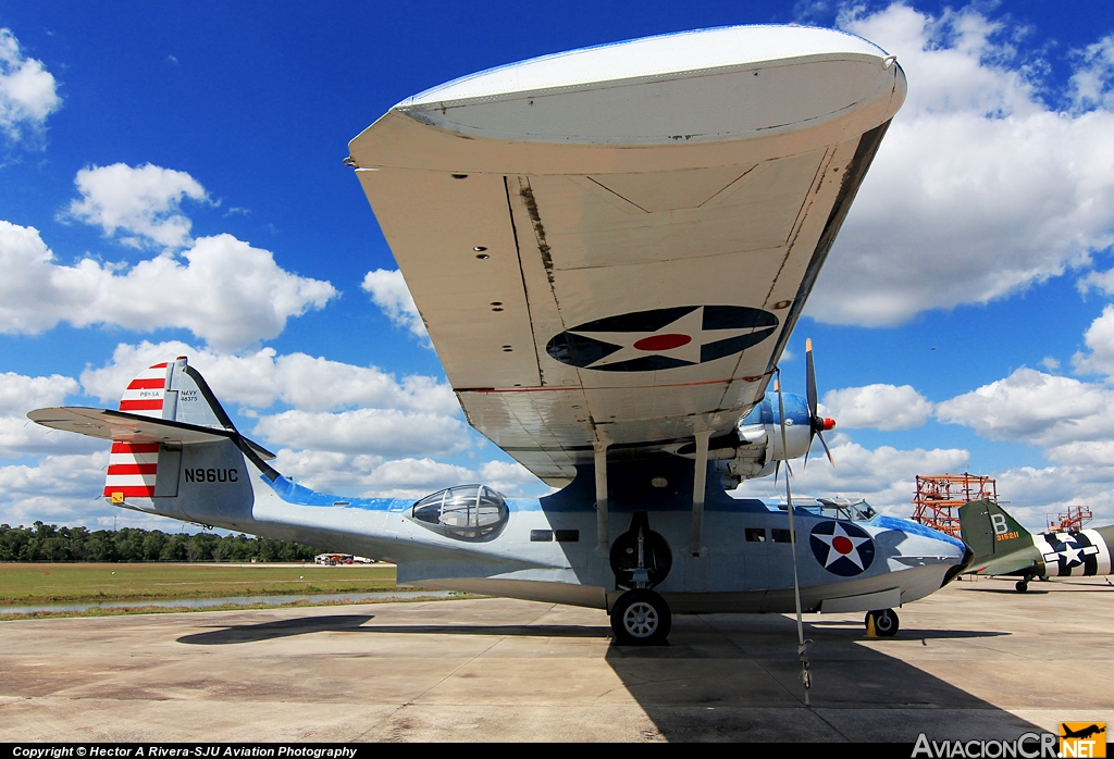 N96UC - Consolidated PBY-5A Catalina - Privado