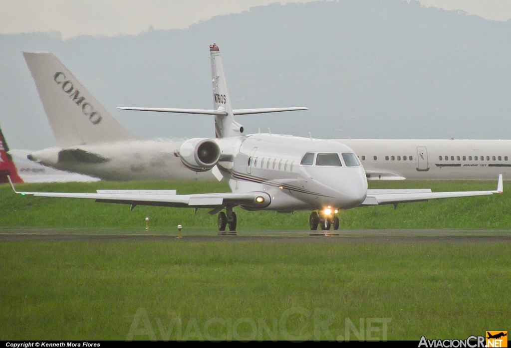 N761QS - Gulfstream Aerospace G200 - NetJets Aviation