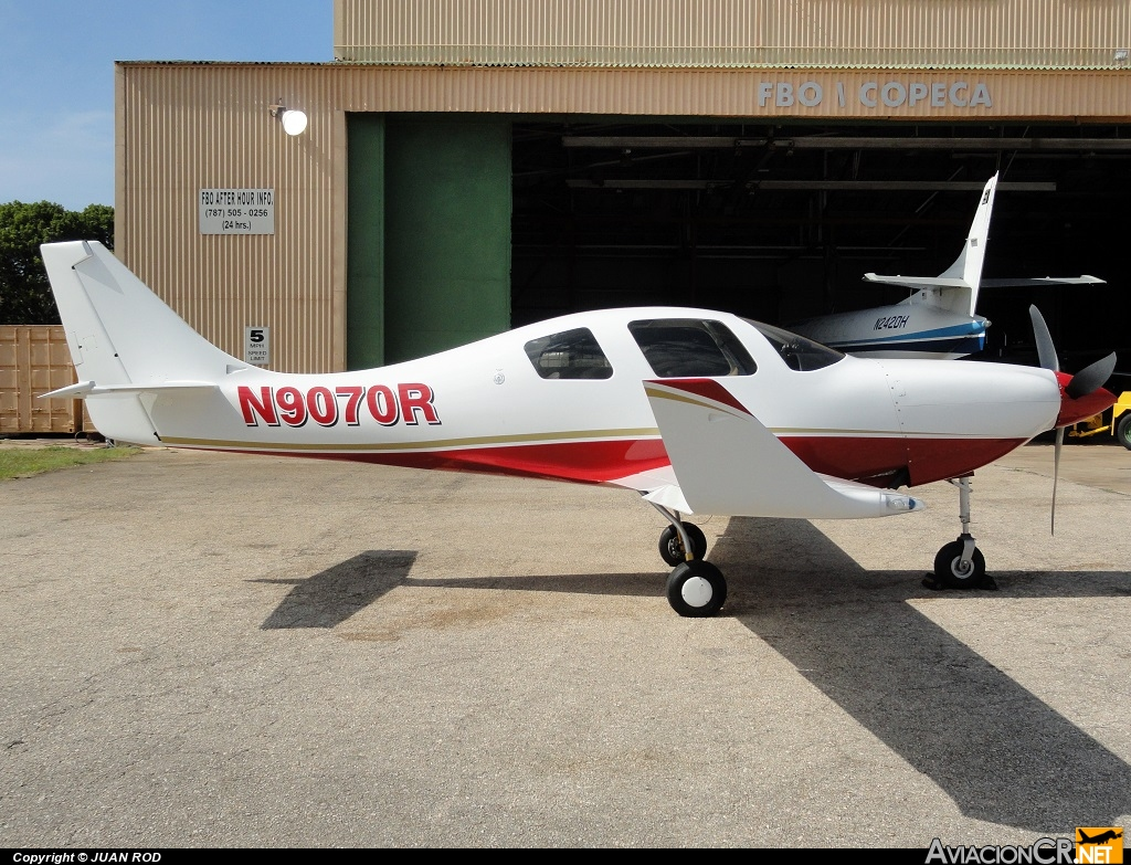 N9070R - LANCAIR IVP - Privado
