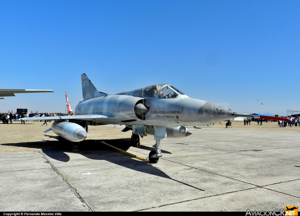 C-709 - Dassault Mirage IIICJ - Argentina - Air Force