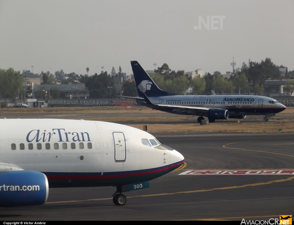 N168AT - Boeing 737-76Q - Air Tran