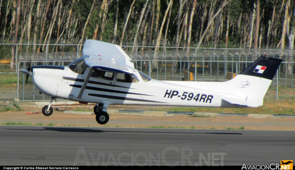 HP-594RR - Cessna 172L - AIRES AVIATION CORPORATION