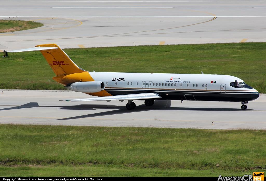 XA-DHL | Aeronaves TSM | McDonnell Douglas DC-9-33RC
