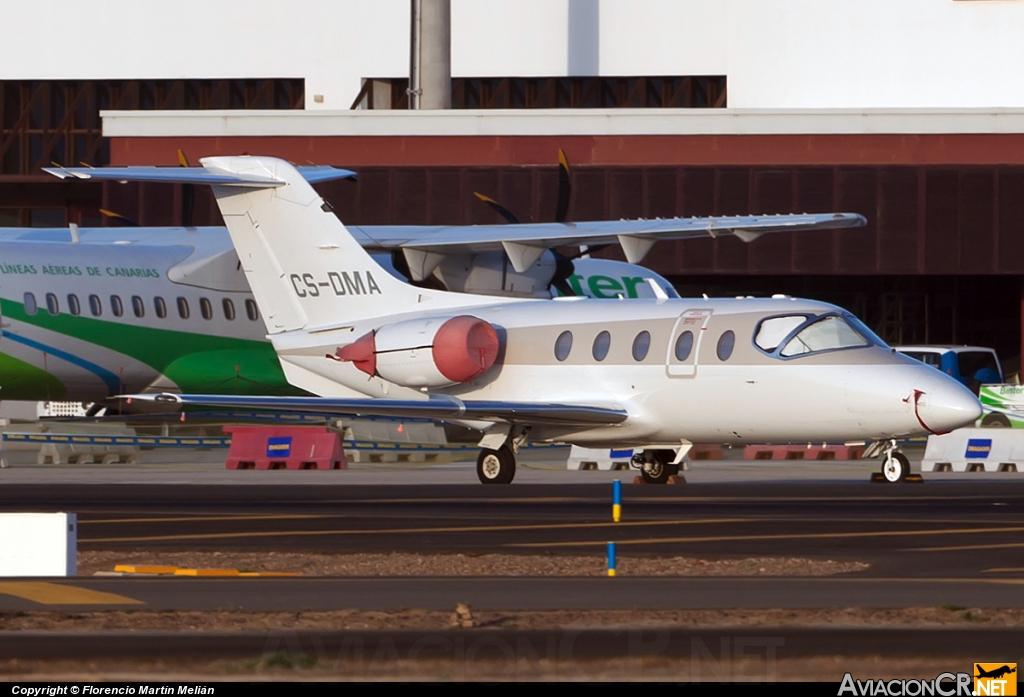 CS-DMA - Raytheon Hawker 400XP - NetJets Europe