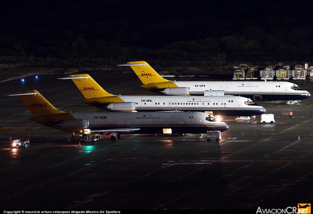 XA-URM | Aeronaves TSM | Douglas DC-9-32CF | AviacionCR net