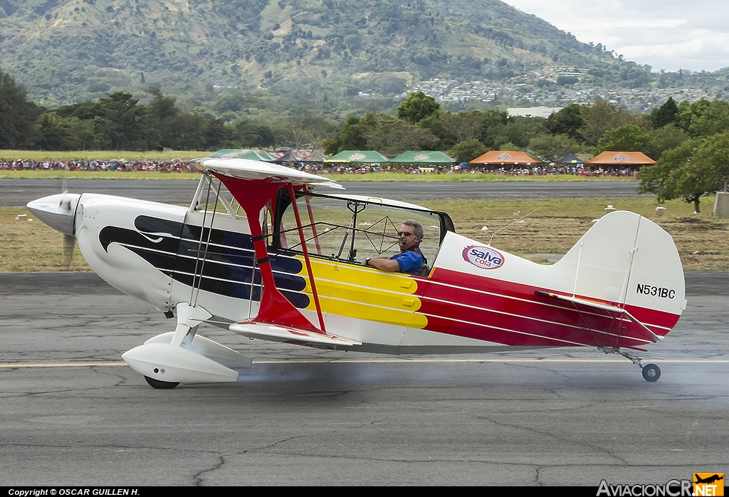 N531BC - Christen Eagle II - Privado