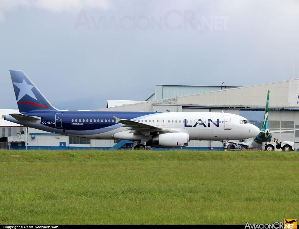 CC-BAG - Airbus A320-232 - LAN Airlines