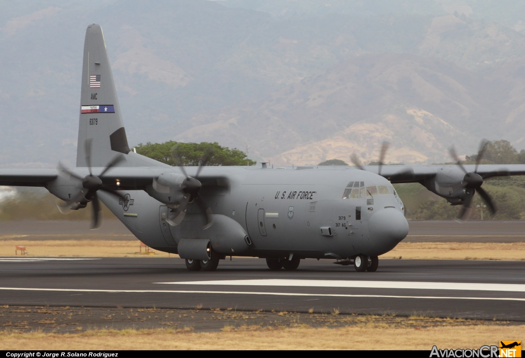 08-3179 - Lockheed C-130J-30 Hercules (L-382) - United States - US Air Force (USAF)