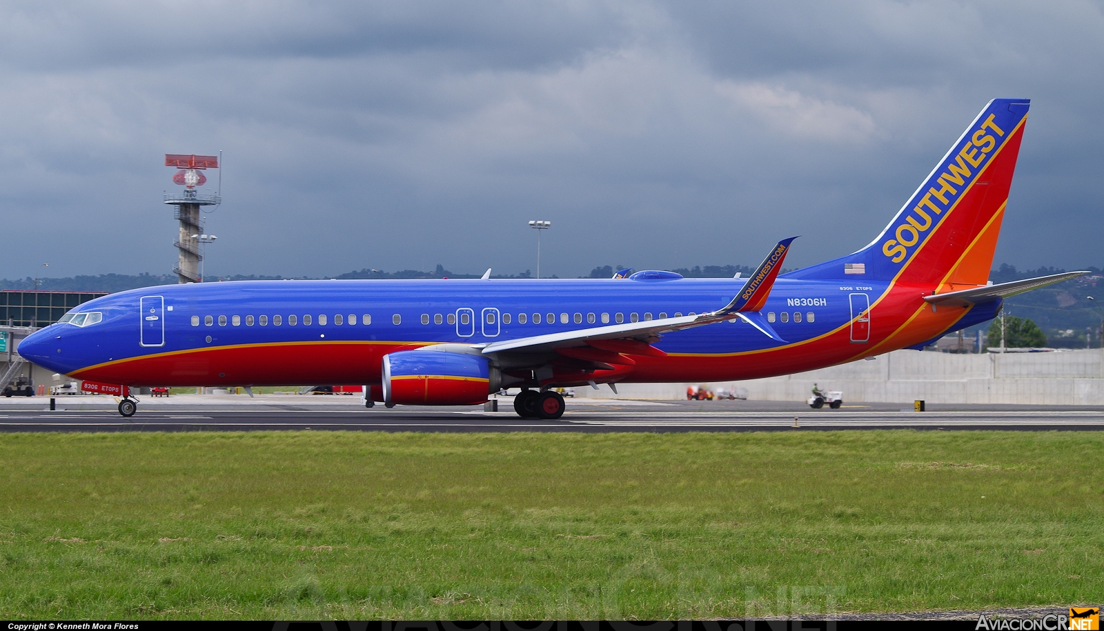 N8306H - Boeing 737-8H4 - Southwest Airlines