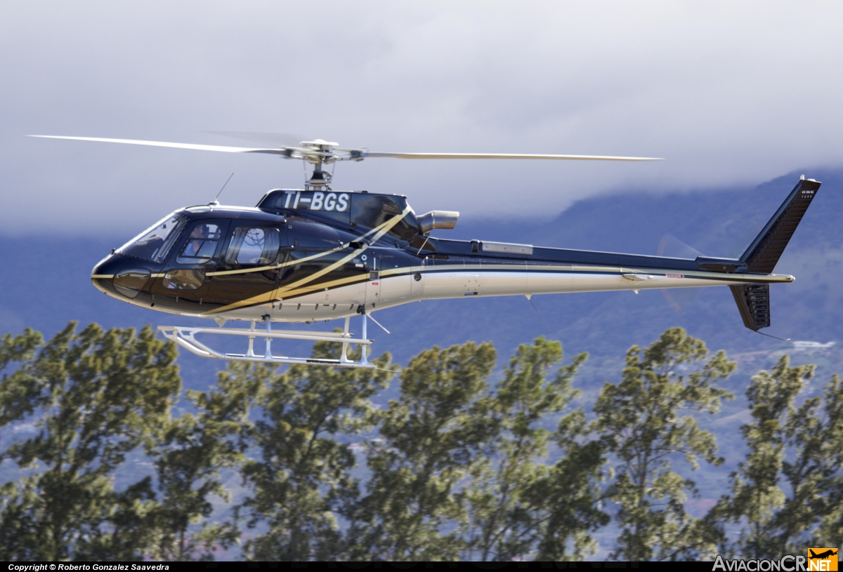TI-BGS - Eurocopter AS-350B3 Ecureuil - Helijet