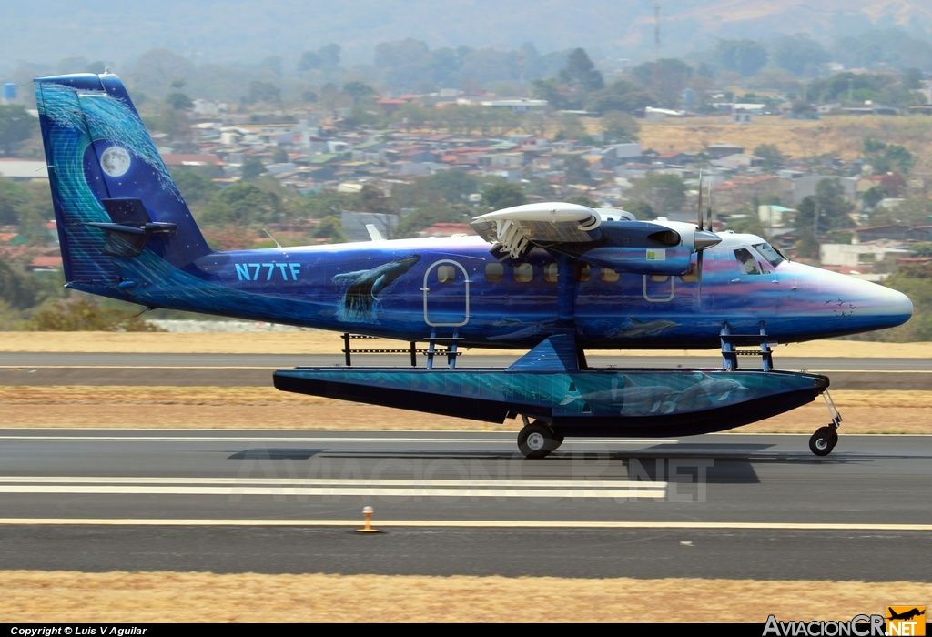 N77TF - Viking DHC-6-400 Twin Otter - Tudor Investment Company