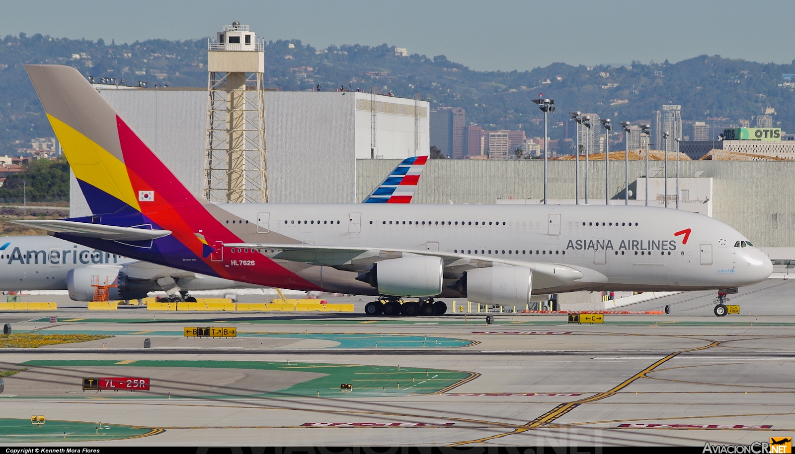 HL7626 - Airbus A380-841 - Asiana