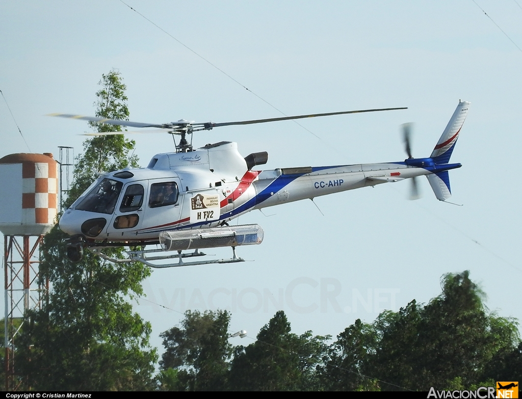CC-AHP - Eurocopter AS-350B3 Ecureuil - Suma Air