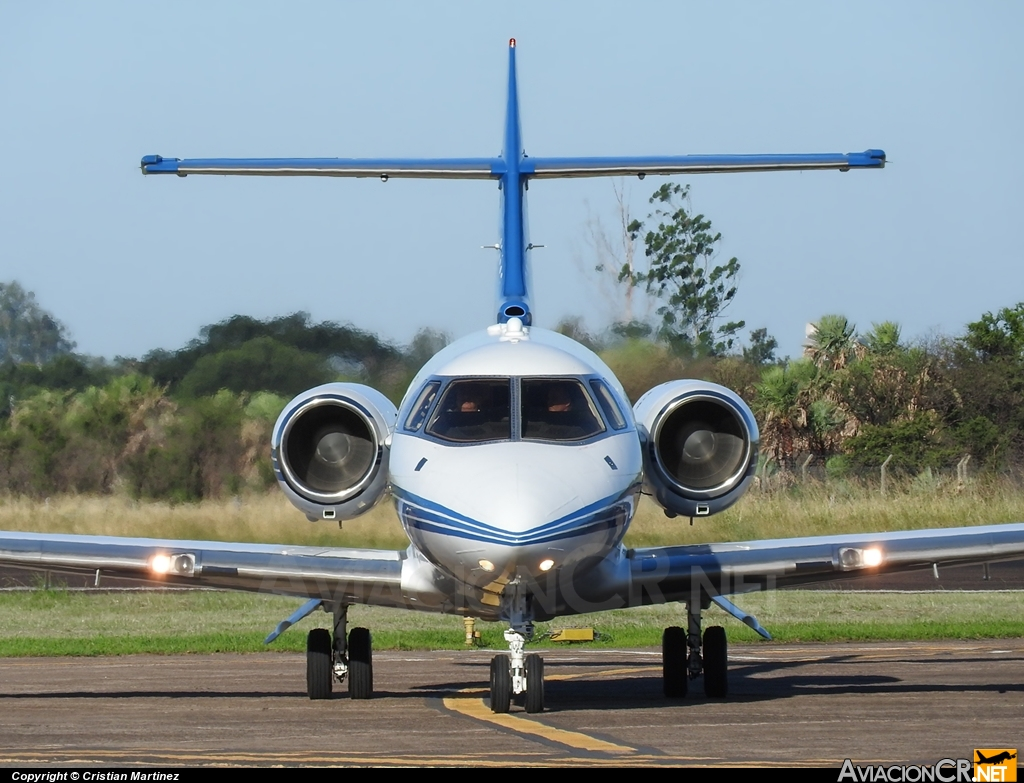 LV-ZTR - Raytheon Hawker 800XP - Privado